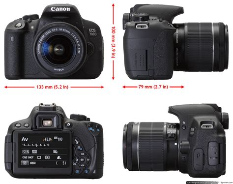 Canon 700d canon eos 700d rebel t5i in depth review digital photography review