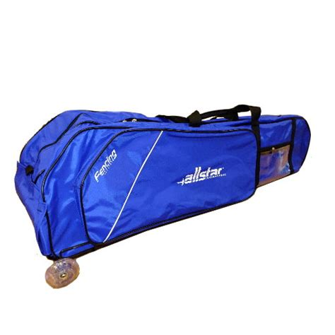 fencing bag allstar ecoline duo roll fencing bag