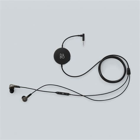 Olufsen B O Play H3 Earphone b o play by olufsen beoplay h3 active noise cancelling in ear headphones