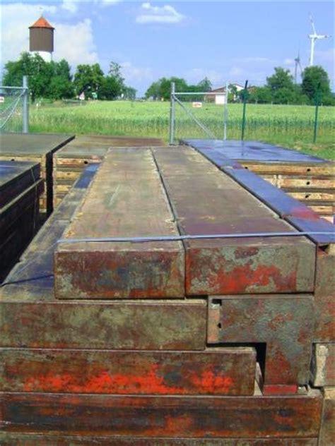 Meva Schalung Wandschalung Bauunternehmen