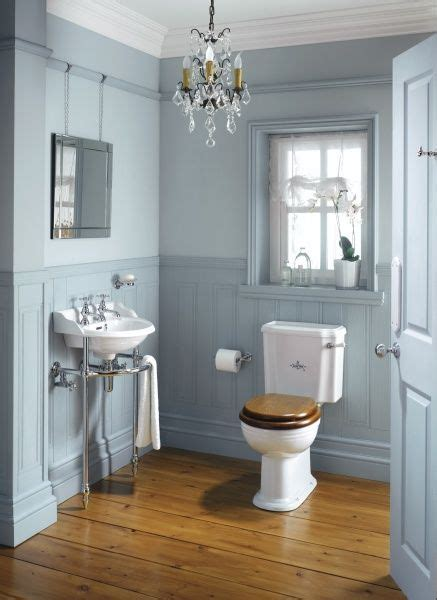 downstairs bathroom decorating ideas victorian cloakroom different colour perhaps but great