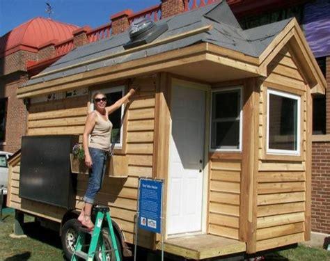 tiny houses minnesota tiny solar house minnesota renewable energy society