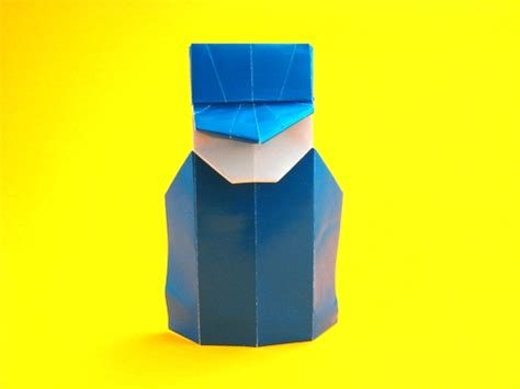 origami person paper and other pointers by david petty book review