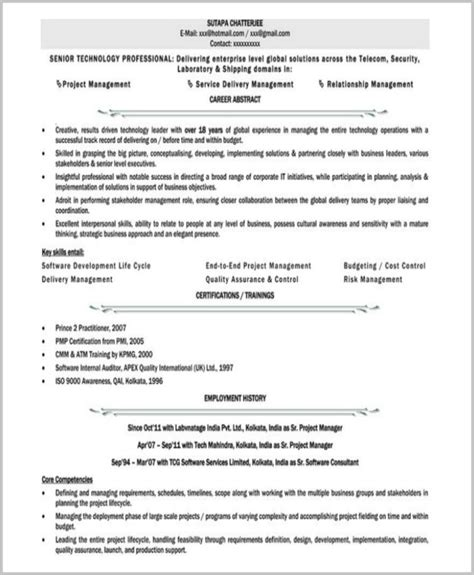 Executive Assistant Resume Template Word by Sle Of Cover Letter For Resume For Administrative