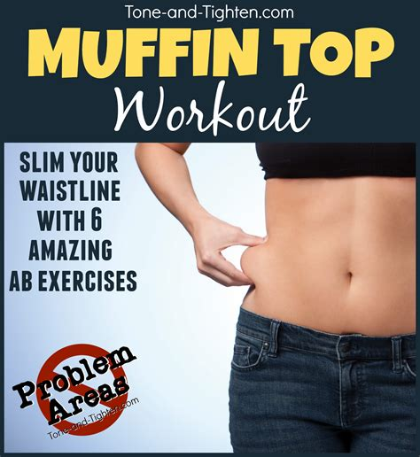 how to get rid of muffin top after c section at home workouts to tone stomach most popular workout