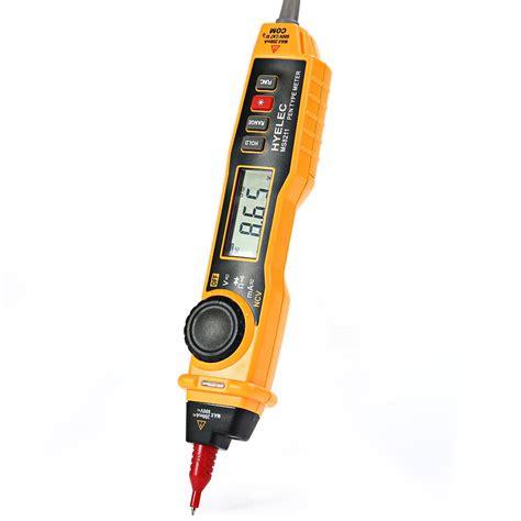 Tespen Digital Ac Dc Stanley Digital Voltage Tester Stanley popular non contact dc voltage detector buy cheap non contact dc voltage detector lots from