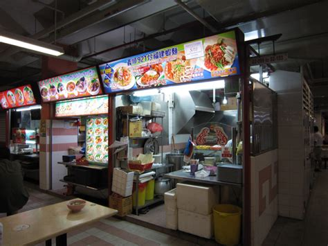 food court stall design singapore chinatown hawker s food centre traditional
