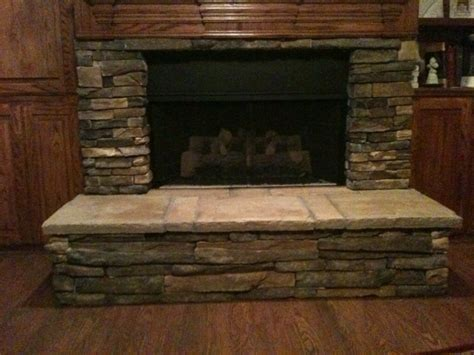 How To Install Veneer Brick Fireplace by How To Veneer Fireplace 2994