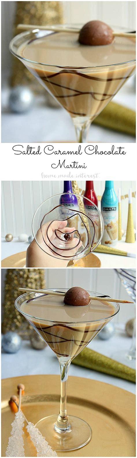salted caramel martini recipe salted caramel chocolate martini signature drink for a