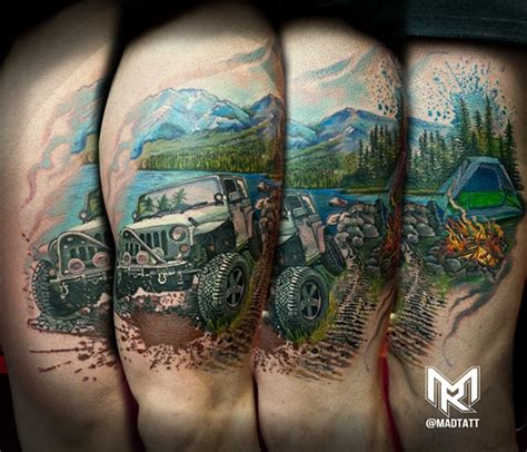 jeep tattoo 1000 ideas about jeep tattoos on jeep
