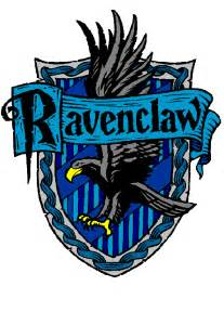 ravenclaw colouring pages