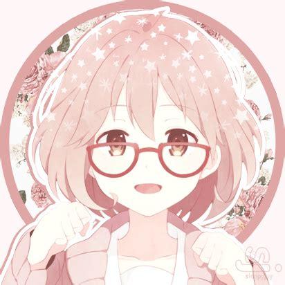 Anime Pfp by Pfp Mirai Beyond The Boundary Editing Designing Amino