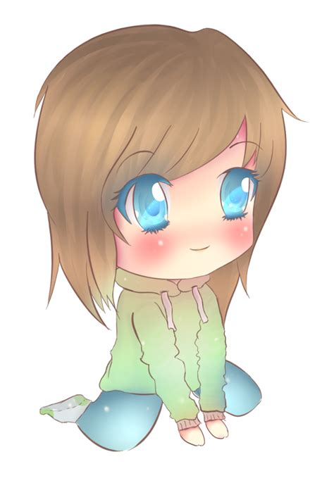 chibi girls a cute cute chibi by krinah on