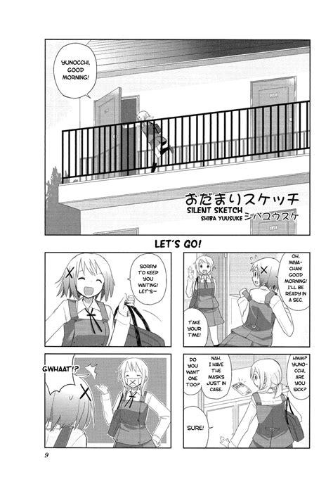 Dynasty Reader 187 Hidamari Sketch Anthology Comic Ch01