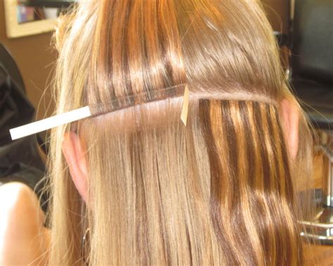 hair extension sherri s steps to style new hair trend