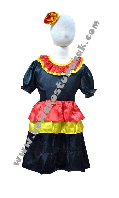 Baju Kostum Negara kostum negara spanyol kostum bangsa bangsa sewa kostum