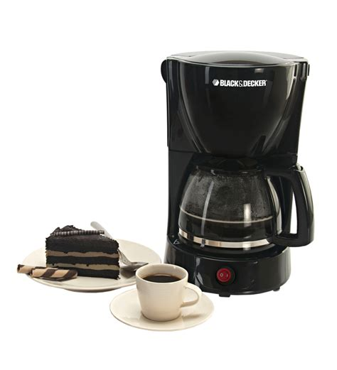 Coffee Maker Black And Decker black decker dcm600 b5 8 10 cup drip coffee maker by