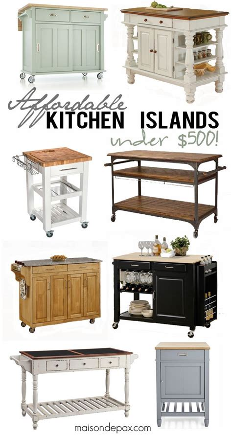 portable kitchen island ideas best 25 mobile kitchen island ideas on