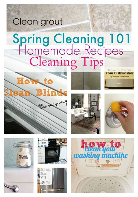 spring cleaning tips and tricks 1000 images about handyman tips on pinterest how to