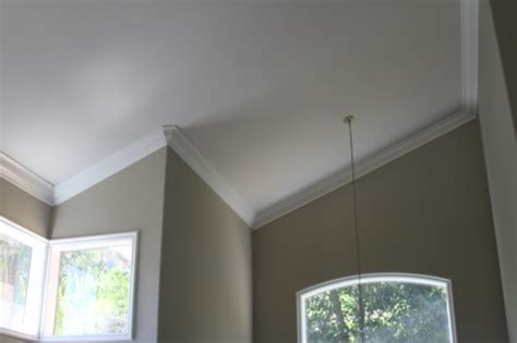 crown molding ideas for vaulted ceilings crown molding on vaulted ceilings for the home
