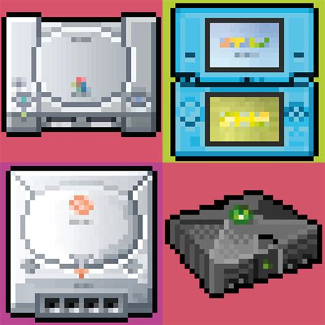 console 8 bit 8 bit series console posters as seen from the