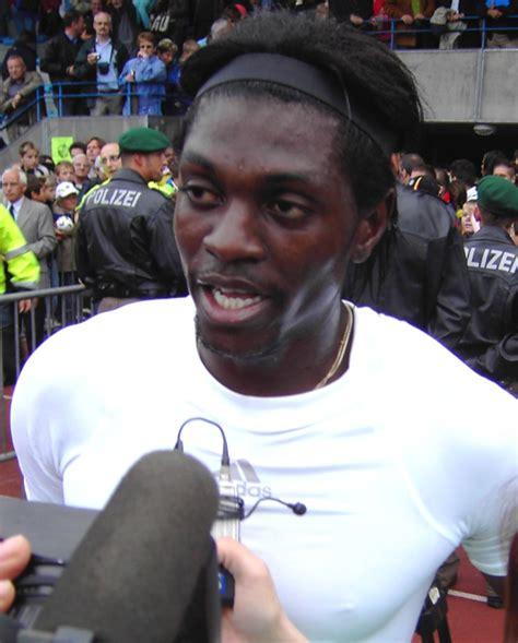 Mba Gh Wiki by Emmanuel Adebayor