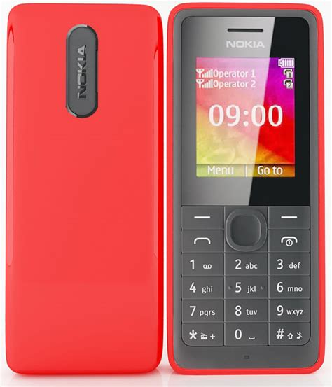 Nokia 107 Dual Sim nokia 107 dual sim max