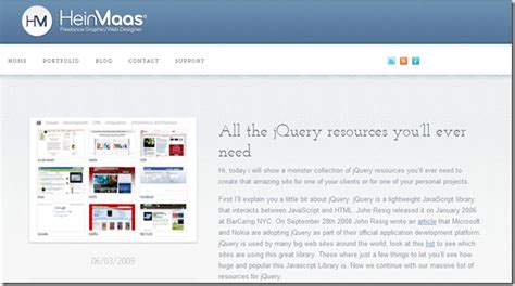 jquery tutorial in w3schools jquery resources articles and tutorials for developers