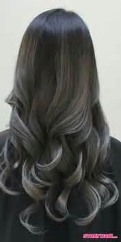 coloring your hair gray gorgeous gunmetal gray hair strayhair
