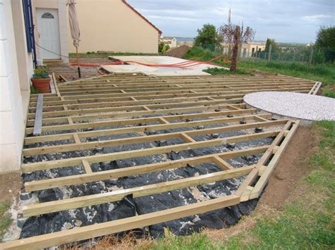 Construire Sa Terrasse En Bois 3353 by Construction Terrasse Composite Geolam 173 Messages Page 2