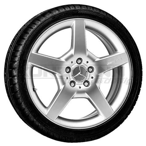 amg alloy wheels complete wheel set styling 3 iii