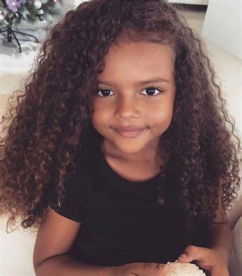 curly kids biracial children pinterest biracial kids hairstyles hairstylegalleries com