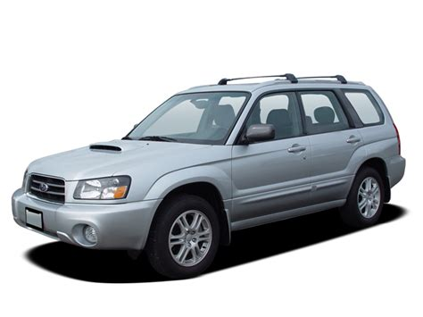 2005 subaru forester review 2005 subaru forester reviews and rating motor trend
