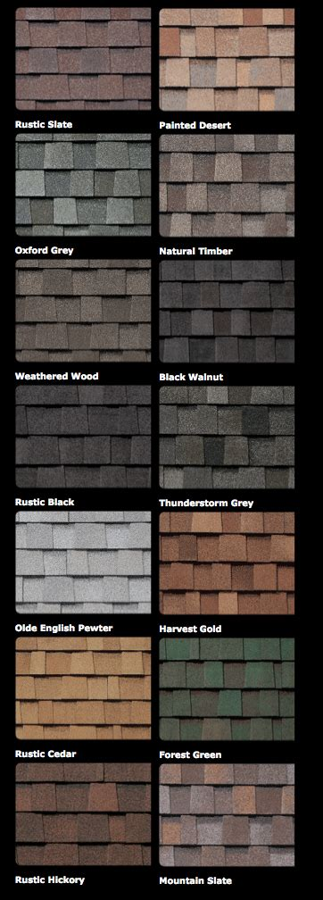 tamko heritage shingle colors tamko shingle colors shingle manufacturers rbn roofing