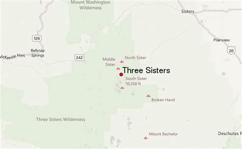 three mountain information