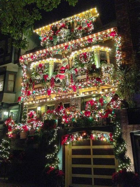 best decorated holiday houses san francisco 143 best images about outdoor decorations on