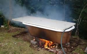 Heated Bathtubs Eartheasy Bloghow To Make A Poor Man S Tub