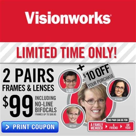 visionworks coupons chicago flower garden show