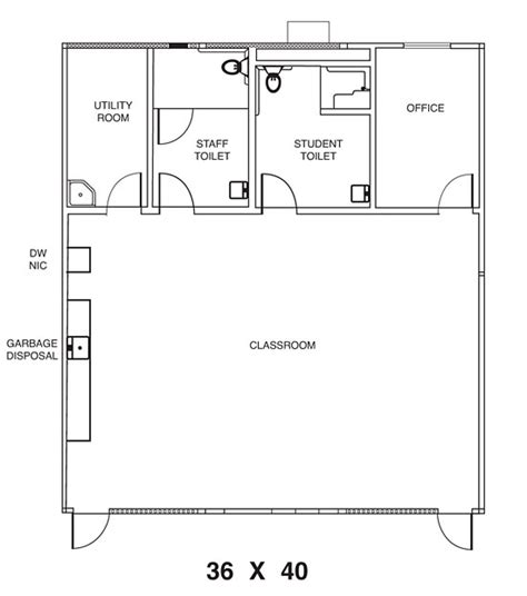 daycare floor plans modular day care plans sle floor plans for daycare center