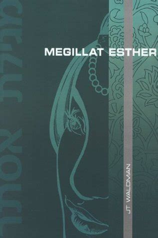 megillat esther mesorat harav hebrew and edition books megillat esther by j t waldman reviews discussion