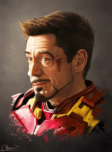 Iron Is Tony Stark quot use your smile as your armor quot by ligers mane tony stark