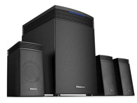Speaker Subwoofer Panasonic Panasonic Launches Two New Multi Channel Speakers Gizbot