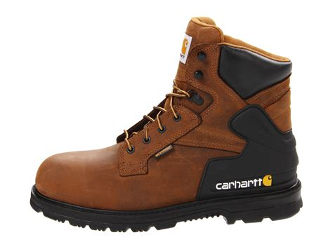 carhart boots carhartt cmw6220 6 quot safety toe boot at zappos