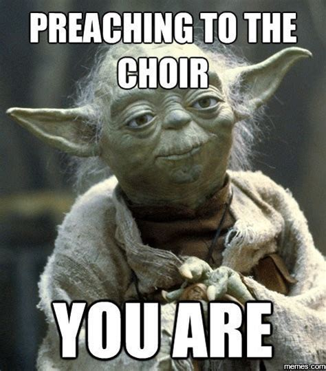 Choir Memes - open letters to people who won t read them