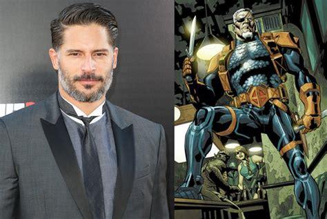 joe manganiello to play deathstroke in batman solo movie hollywood the batman universe deathstroke confirmed to be villain