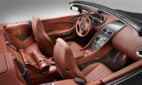 Aston Martin Interior by Q By Aston Martin Bespoke Service To Be Showcased At