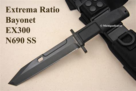 extrema ratio knife extrema ratio michigan knives