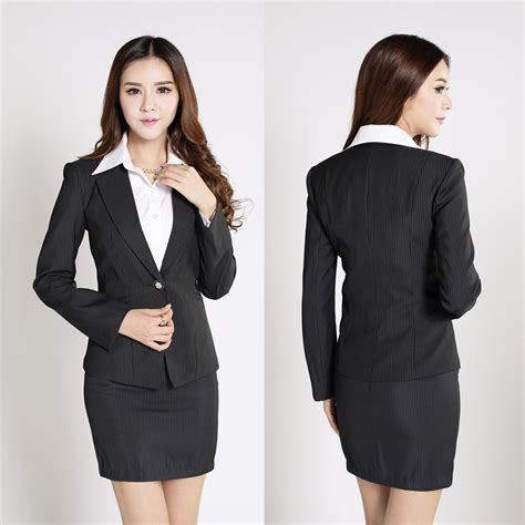 aliexpress buy formal skirt suits