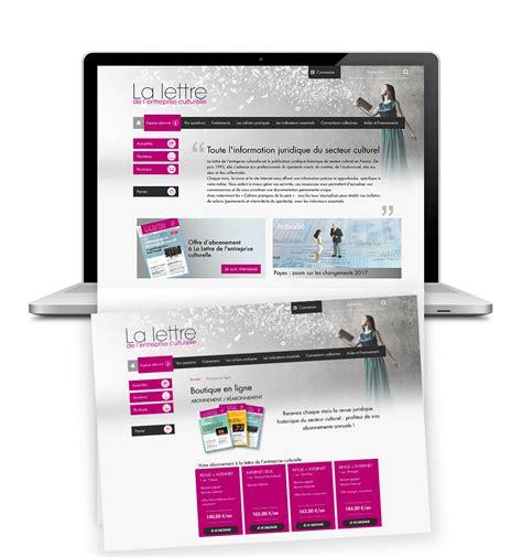 Lettre De L Entreprise Culturelle my web garden 187 illustrateur graphiste web designer
