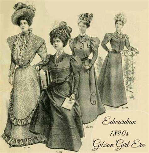 1900 shoes clothing hairstyles gibson girl era clothing 1890s 1900s fashion
